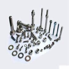 Titanium Ti TA2/GR5 M4 M5 M6 M8 cup head hex socket bolt screw 2/5/10pcs