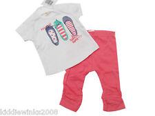 Baby mädchen baumwolle 2 teile T-shirt und leggings Kleidung Neugeboren bis
