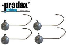 Predax Fishing MSO Jighaken - Jigköpfe, Jighaken, Bleiköpfe für Gummiköder