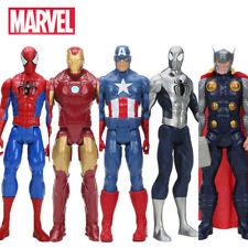 Action Figure da 30 cm Marvel Avengers Titan Hero compatibile Power FX Hasbro