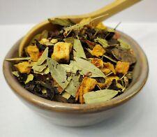 Skinny Loose Leaf Tea Oolong Ginger Senna Yerba Mate Dandelion Orange Slimming