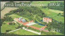 DENMARK HS51 (873) Agriculture Museum Booklet, VF