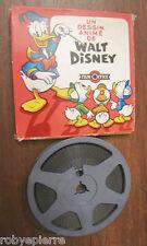 FILM OFFICE 8507 walt disney production super8 super 8 PLUTO ALLO ZOO au RARO