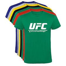 Camiseta UFC Ultimate Fighting Championship Hombre varias tallas y colores