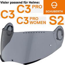 VISIERA Schuberth s1 s1 Pro r1 tinteggiato con pinlockscheibe
