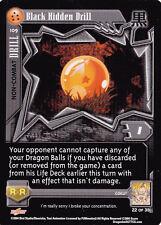 Black Hidden Drill Dragon Ball CCG DBGT TCG