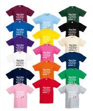 Kindergarten Schule Kinder Fun Shirt mit Druck, + Namensdruck auf dem Rücken (V)