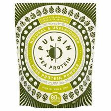 Pulsin Premium Natural Pea Protein Isolate 250g /1kg Vegan, Gluten Free, Non GM