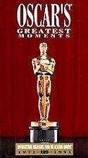 Oscar's Greatest Moments (VHS MOVIE)
