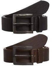 Wrangler Mens 'Kabel' Leather Belt
