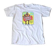 Monkey Jungle Florida Tourist Vintage Travel Decal T-Shirt