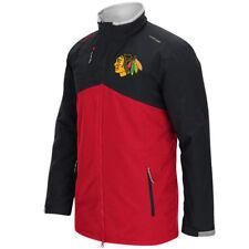 Reebok Chicago Blackhawks NHL Men's Center Ice Midweight Full Zip Jacket $150