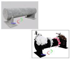 Praesentationshilfe Schmuckstaender mit gr.Rolle für Haarreif Diamdem Haarband