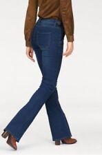 18 Damen Jeans mit hoher Bundhöhe in Kurzgröße günstig
