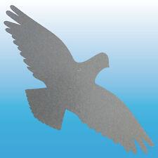 Aufkleber Warnvogel 30cm Tattoo Habicht Fenster Vogel Glas Schutz Deko Folie