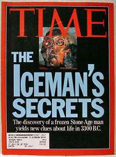 VINTAGE TIME Magazine Oct October 26 1992 FINE Iceman/Bush/Clinton/Limbaugh