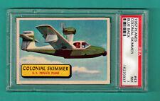 1957 Planes Colonial Skimmer, Blue Back – #43 PSA 7!