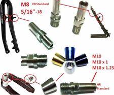 Titan cantisockel m8 cantis horquilla m10 x 1.25 pernos marco m6 V-Brake bolt Moots