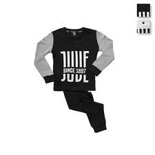 Pigiama bambino F.C. Juve Juventus ufficiale in cotone JU16045 S196