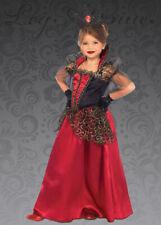 Kids Leg Avenue Deluxe Red Queen Costume