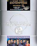 Star Trek Enterprise - The Complete Fourth Season (DVD, 2005, 6-Disc Set) NEW