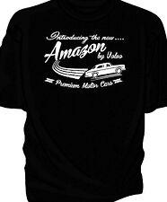 """Introducing The New"" Volvo Amazon, Retro T-Shirt."