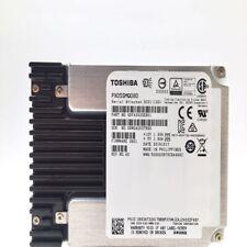 Toshiba 1.6TB 1.92TB 3.2TB 3.84TB SAS SSD 12GB/s Serial Attached SCSI