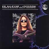 Ed Alleyne-Johnson : Purple Electric Violin Concerto CD (1998) *C1)