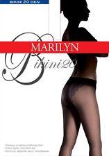 "Classic Sheer Bikin Brief Tights 20 Denier - Marilyn - ""BIKINI 20"""