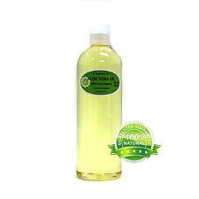 Best Premium Aloe Vera Oil Pure Cold Pressed Guaranteed Quality Free Shipping