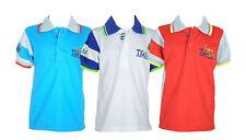 Jungs Poloshirt Kinder Shirt Kurzarm Commer Oberteil /BO 5107