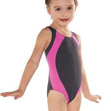Kinder Sport Badeanzug Schwimmanzug für Mädchen - Training - Schwimmerrücken -
