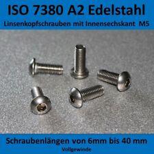 100 Edelstahl V2A Sechskantmuttern DIN 934 A2-70 M12