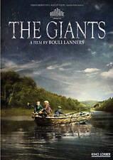 The Giants (DVD) Martin Nissen Marthe Keller, Film By Bouli Lanners : BRAND NEW