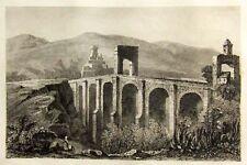 Alcantara Puente Romano römische Brücke Extremadura