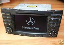 GPS COMAND APS 16.9 COULEU MERCEDES W211 E CLS  MP3 NAVIGATION  DVD TV TEL gps33