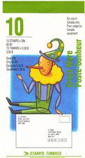 Canada 1993 Sc1502a  MiMH0-173 9.00 MiEu  1 Booklet  mnh  Christmas