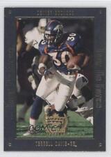 1999 Upper Deck Century Legends Tour De Force #A7 Terrell Davis Denver Broncos