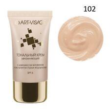 Art Visage Foundation cream Moisturizing SPF6 Vitamin complex & brown algae 25ml