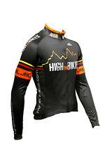 High on Bikes V3 - Long Sleeve Cycling Jersey