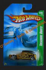 2008 Hot Wheels TREASURE HUNT QOMBEE 6/12 M6972-1L Alec Tam_NEW MOC (C-8+)