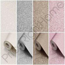 Muriva texturiert Metallic Schimmer Tapete rosa gold weiß grau silber NEU