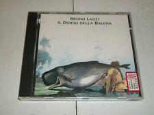 CD-BRUNO LAUZI-IL DORSO DELLA BALENA-PINCOPALLO-1992