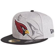 New Era 59Fifty Cap - SCREENING NFL Arizona Cardinals grau