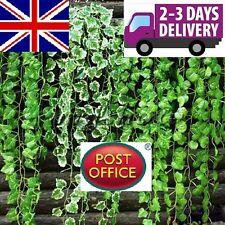 7.87ft-9.19ft Artificial Ivy Leaf Garland Plants Fake Flowers Home Decoration