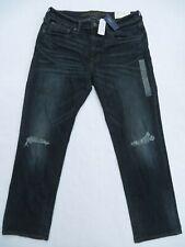 American Eagle Jeans ORIGINAL STRAIGHT Dark 34/32 36/32 38/34 New Extreme Flex