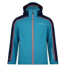 Mens Dare2b Immensity II Ski Jacket Niagra/Admiral Blue