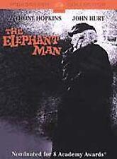 The Elephant Man (DVD, 2001, Sensormatic) ANTHONY HOPKINS, JOHN HURT