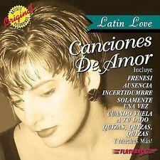 Various : Latin Love: Canciones De Amor CD