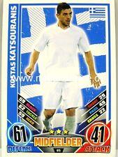 Match Attax Euro EM 2012 - #085 Kostas Katsouranis - Griechenland